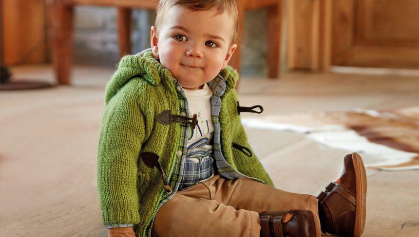 Come vestire i bambini con il freddo